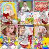 Software Editare video - Template-uri PSD pentru copii