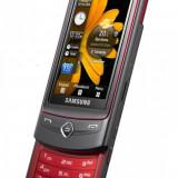 Telefon Samsung, Negru, Neblocat, Cu slide, 16 M - Samsung S8300
