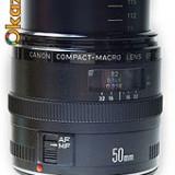 Obiectiv DSLR, Altul - Obiectiv Canon 50 mm f2.5 MC si convertor Canon 50 ef