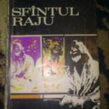 Carte de aventura - R. K. Narayan - Sfantul Raju