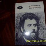 G.Calinescu - ION CREANGA - viata si opera * - Biografie