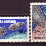Romania L702 Apollo 9-10 1969 - Timbre Romania