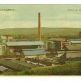 Carti Postale Romania pana la 1904 - 862. Tarnaveni fabrica Nitrogen
