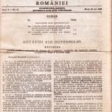 MONITORUL OFICIAL AL ROMANIEI DIN 29 MAI 1990 ANUL II NR. 78 - Carte de aventura