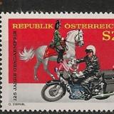 Austria 1974 - JANDARMERIA MOBILA, timbru MNH B2