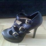 Pantofi dama - PANTOFI ZARA BERSHKA BLANCO