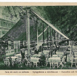 972 - BUZIAS - Cafeneaua din sala de cura, animata - unused