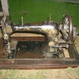 Masina de cusut - The Silberberg,an 1850