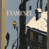 Carte hobby - (C347) EXAMENUL DE PAVEL NILIN, EDITURA TINERETULUI, BUCURESTI, 1960