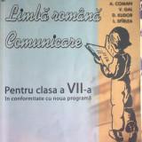 Carte de aventura - Literatura. Limba romana. Comunicare pentru clasa a VII-a 1