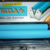 Aparat rulat tigari regular - metalica marca Rizla