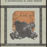 Ing.M.Huhulescu * Ing.D.Iliescu_APARATE ELECTRICE ANTIEXPLOZIVE SI ANTIGRIZUTOASE DE JOASA TENSIUNE - Carti Constructii
