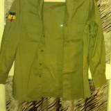 Camasa de armata romaneasca - Camasa barbati, Maneca lunga, Crem