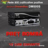 Dreambox DM500S DM 500 DM500 All Black 2015*Black Month!! 12Luni Garantie