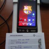 Vand HTC DESIRE - Telefon mobil HTC Desire, Negru, Neblocat
