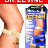 Benzi Magnetice Pentru Incheieturi si Genunchi Dr. Levine