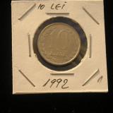 Monede Romania - CMR1 - 10 LEI 1992