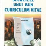 Carte hobby - Florence le Bras - Secretele unui bun curriculum vitae - 2000