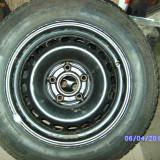 Anvelopa cu janta rezerva AUDI VW 205/60/15 - Janta aliaj, Numar prezoane: 5