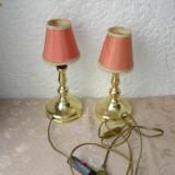 SET DE DOUA LAMPI DE ALAMA CU ABAJURURI GERMANIA