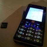 Telefon mobil Sony Ericsson, Negru, Neblocat, Clasic, 240x320 pixeli (QVGA), 256K - Sony ericsson k810i