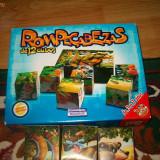 Cuburi puzzle superbe..6 planse si cuburi cu fiecare latura care alcatuieste un puzzle dim cub 5/5 cm