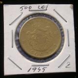 CMR1 - 500 LEI 1945 - Moneda Romania