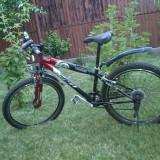 Bicicleta Mountain Bike Noua full Shimano Impecabila