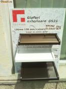 Glafuri exterioare de aluminiu (pervaze exterioare de aluminiu) foto