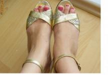 Sandale de ocazie pt femei foto