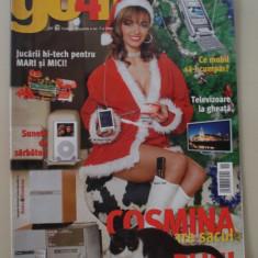 Revista go4it ! (Godget Magazin ) - Revista IT