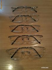 Rama ochelari, Unisex, Fara rama - Rame Titan Flex + Lentile Policarbonat antireflex