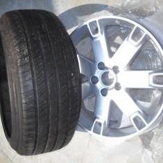Janta noua Audi A8 + anvelopa Michelin - Janta aliaj Audi, Diametru: 19, Numar prezoane: 5, PCD: 112