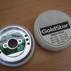 CAP VIDEO PLAYER VHS GOLDSTAR NOU PRET NEGOCIABIL - Accesorii
