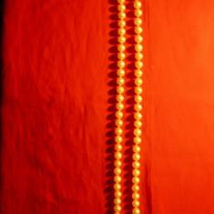 COLIER PERLE (imitatie)cu inchizatoare argint marcat 835