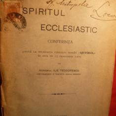 Studiu Religios - Circulat cu Spic de Grau - 1908