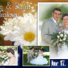 Album 100 Template -uri PSD Nunti vol.2 ( Wedding Templates ) - Software Editare video