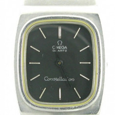 Omega Constellation Quartz - Dama - Original - Ceas dama Omega, Elegant, Inox, Analog
