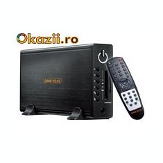 Hdd 1tb cu HDMI si cititor carduri, Dane-Elec HDMI - Digital AV player - HDD extern