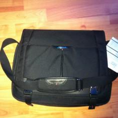 Geanta laptop samsonite, Geanta de umar, Pentru 18, Negru