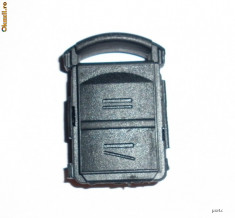 Carcasa cheie Auto - Carcasa Cheie chei Opel Corsa C, Tigra, Agila 2 butoane