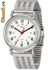 Ceas Barbatesc timex, Casual, Quartz, Inox, Inox, Data - Timex T2N656 ceas barbati nou 100% original Oferta si comenzi ceasuri SUA