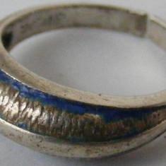 Inel argint - Inel vechi din argint (48) - de colectie