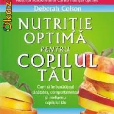 Carte Retete pentru bebelusi - Nutritie optima pentru copilul tau - Patrick Holford, Deborah Colson