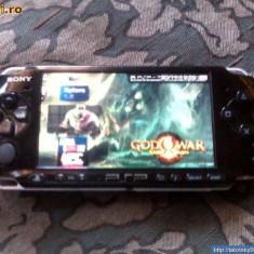 PlayStation Portabil 3004 vs60 slim&lite Piano Black Modat - PSP Sony