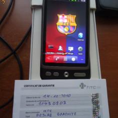 Telefon mobil HTC Desire, Negru, Neblocat - Vand HTC DESIRE