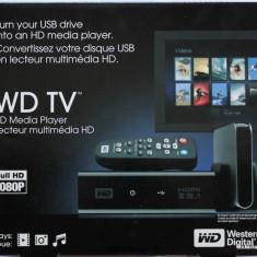 HD multimedia player Western Digital, USB 2.0, HDMI