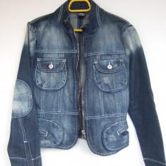 Geaca jeans dama Dolce&Gabana - Geaca dama Dolce & Gabbana, Bleu, Bumbac