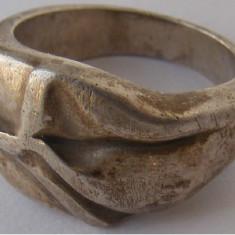 Inel argint - Inel vechi din argint (82) - de colectie
