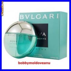 PARFUM BARBAT BULGARI AQUA MARINE 100ML - Parfum barbati Bvlgari